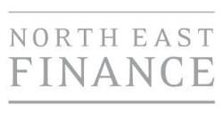 North East Finance Logo