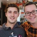 Andrew Bartlett and Graham Soult