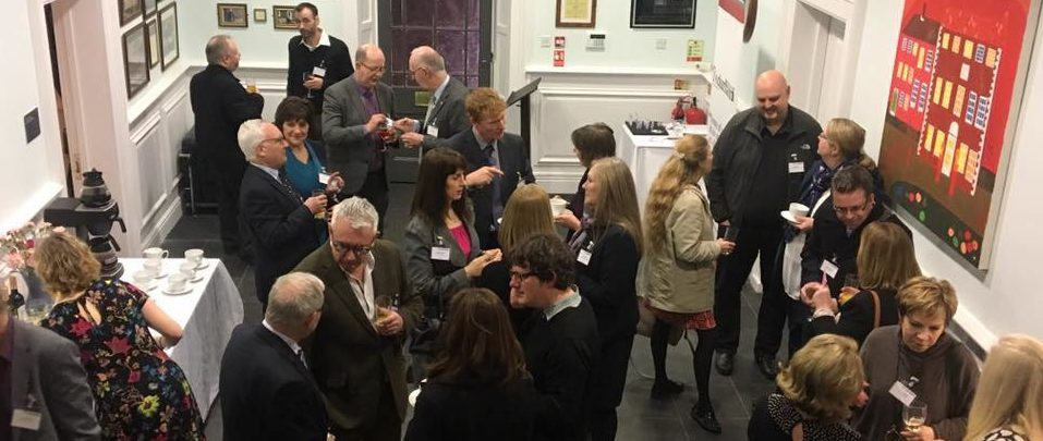 Durham Business Club networking event
