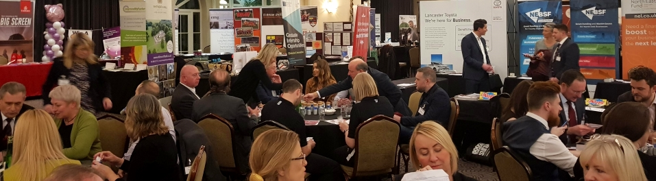 2019 Durham Business Club Member Showcase event at Ramside Hall Hotel
