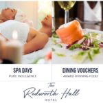 Experiences you can enjoy at Redworth Hall Hotel